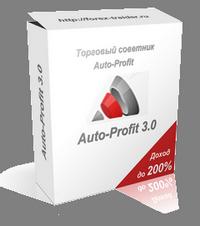 Скриншот коробки советника Auto-Profit 3.0
