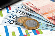 Рисунок графиков и евро