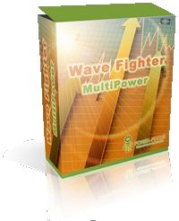 Скриншот коробки советника Wave Fighter