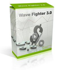 Скриншот коробки советника Wave Fighter 3.0